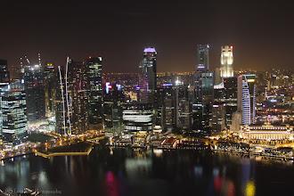 Photo: Singapore City Light @ Singapore - http://photo.leptians.net