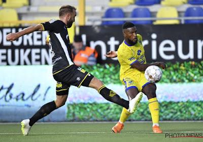 Officiel !  Saint-Trond a cédé Mohamed Buya Turay à Djurgardens et Duckens Nazon au FC Saint Mirren
