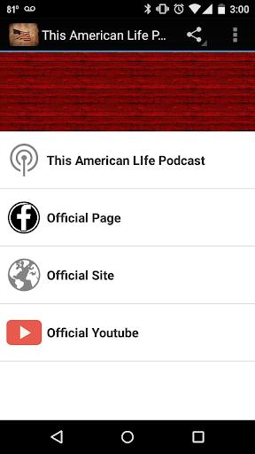 This American Life Fan App