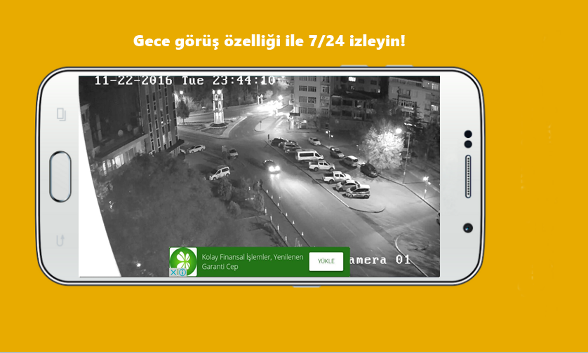 Screenshots of Türkiye Mobese İzle for iPhone
