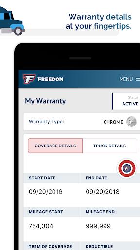Freedom Shield Warranty 1.1.1 screenshots 2