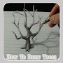 How To Draw Trees APK icon