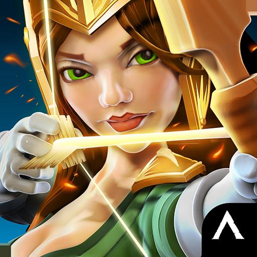 Arcane Legends MMO-Action RPG 角色扮演 App LOGO-硬是要APP