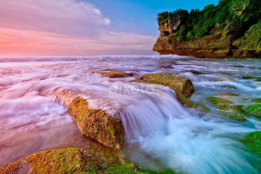 by Asep Dedo - Landscapes Waterscapes