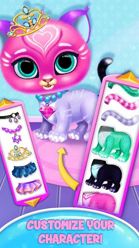Baby Tiger Care - My Cute Virtual Pet Friend apktram screenshots 3