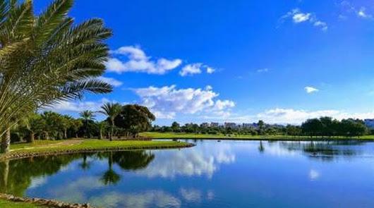 Playa Serena, sede del Costa de Almería Campeonato de España de Golf