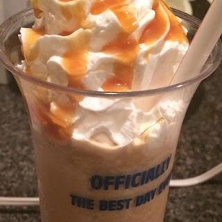 Starbucks® Caramel Frappuccino Copycat