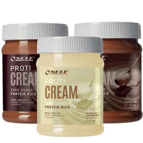SELF Proti Cream Chocolate Hazelnut 500g