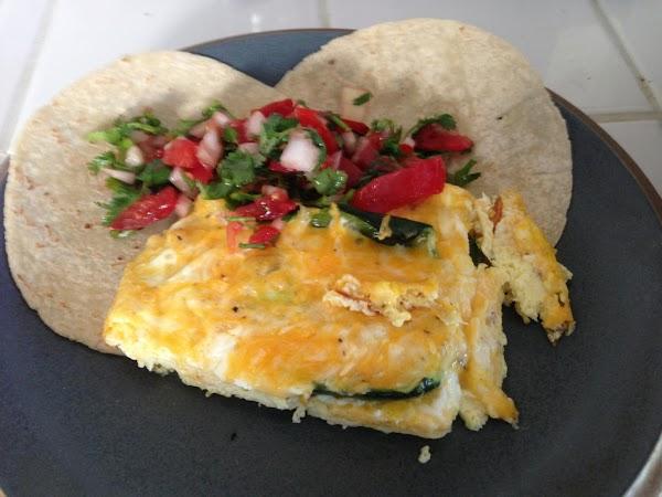 Serve with warm corn tortillas and fresh homemade pico de gallo!