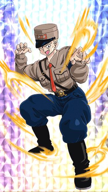 蒼い眼光・ブルー将軍