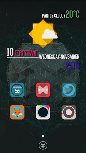 Plum UI Icon Pack