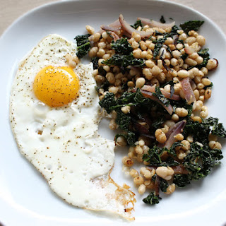 Sautéed Kale And Beans