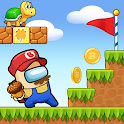 Super Bobby's World - Free Run Game icon