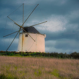 Magoito/sintra by Gjunior Photographer - Buildings & Architecture Other Exteriors ( landscapes, windmill, cloud formations, building )