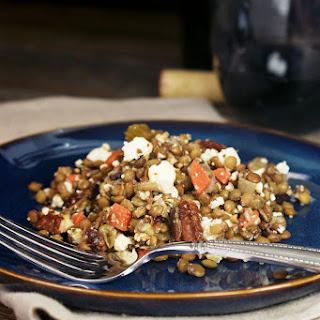 French Green Lentil Salad Recipes