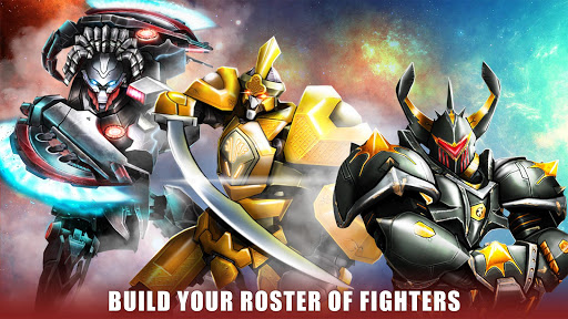 Ultimate Robot Fighting 1.3.121 screenshots 3