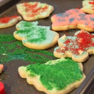 Perfect Cut-Out Sugar Cookies (Recipe from America's Test Kitchen Family Cookbook)