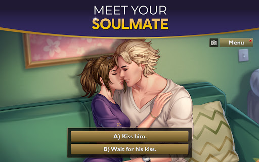 Is It Love? Gabriel - Virtual relationship game 1.3.286 screenshots 10