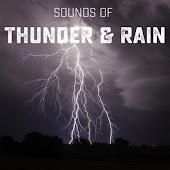 Sounds of Thunder and Rain