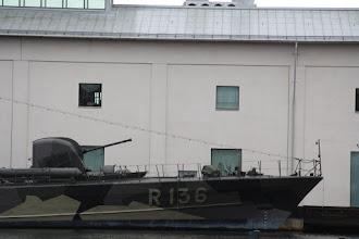 Photo: Robotbåten Västervik