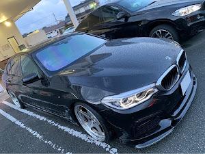 5シリーズ セダン 5シリーズ G30のカスタム事例画像 ようちゃん BMW G30さんの2020年03月16日00:01の投稿