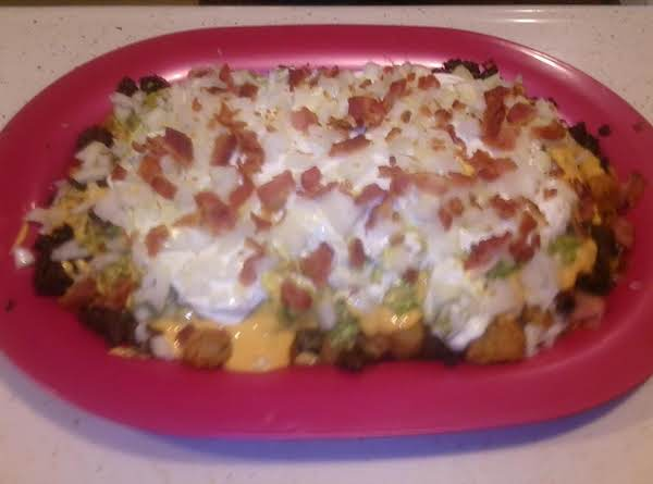 Tator Tot Nacho Supreme Recipe