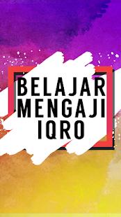 Belajar Mengaji Iqro - náhled