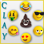Clay Modelling : Emojis Icon