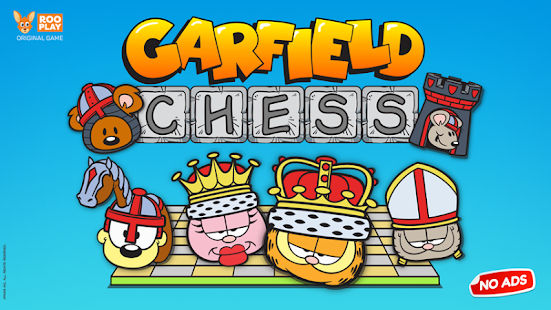 Garfield Chess for Kids - náhled