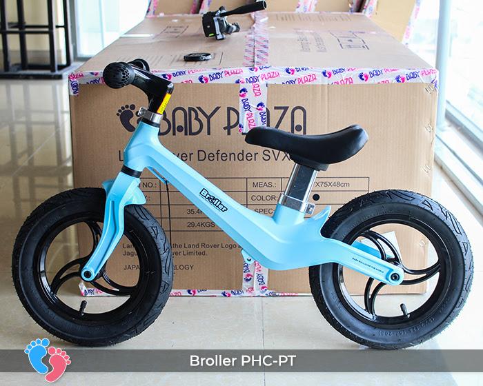 Xe cân bằng Broller PHC-PT bánh hơi 5