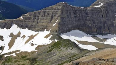 Photo: Triple Divide Pass and Triple Divide Peak