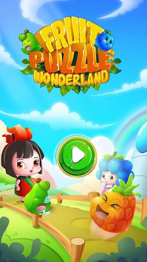 Fruit Puzzle Wonderland  screenshots 20