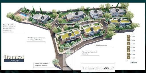Vente duplex 3 pièces 69,9 m2