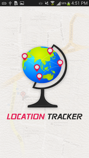 Locations Tracker