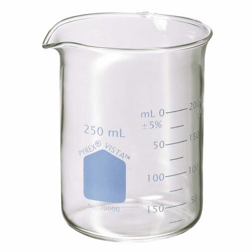 para que sirve el vaso de laboratorio