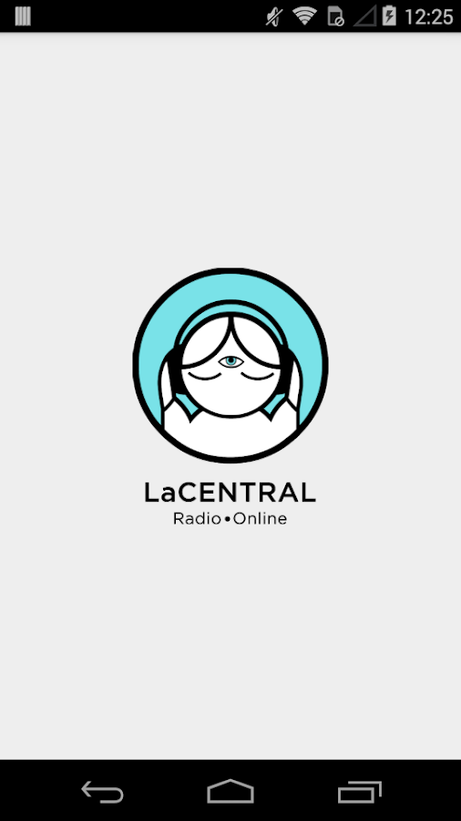 Radio La Central- screenshot