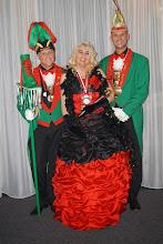 Photo: De Groene Gardelaers Prinses Boanita, Adjudant Ronald Grootvorst Henri