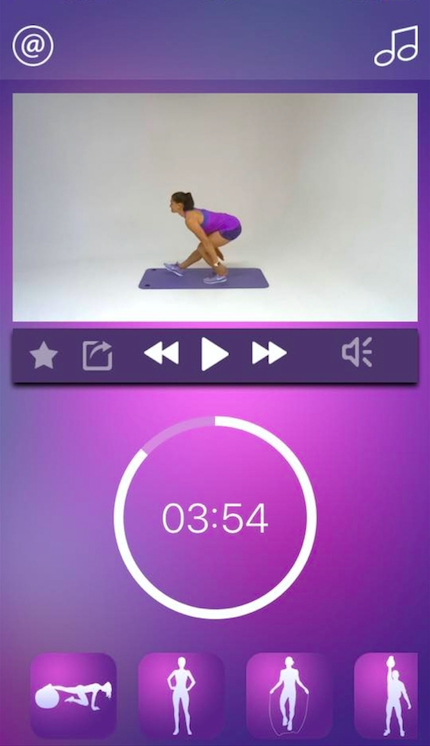 Warm-Up Workout - Cardio Training Exercise Routine- screenshot
