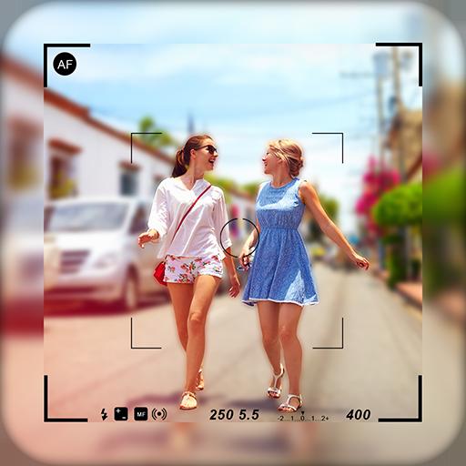 DSLR Camera : Photo Effect