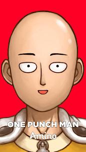 One Punch Man Amino Premium (Unlocked) 1