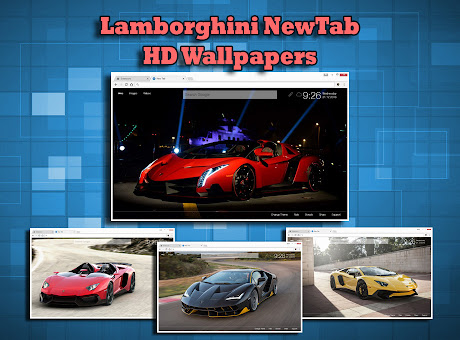 Lamborghini Wallpapers Super Cars New Tab