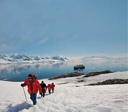 Adventures abound on Silversea expedition voyages
