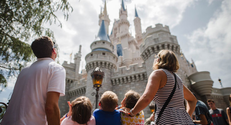 Travelling to Florida's theme parks with autism