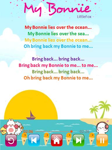 Kids Songs - Best Nursery Rhymes Free App screenshots 3