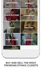 Coutloot - Buy, Sell & Earn From Your Used Styles- screenshot thumbnail
