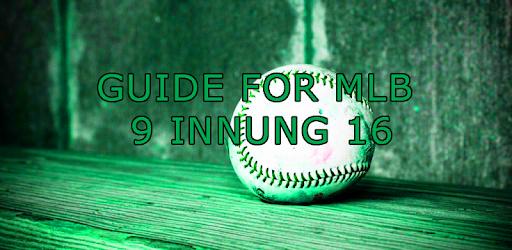 Guide for MLB 9 Innings 16 for PC