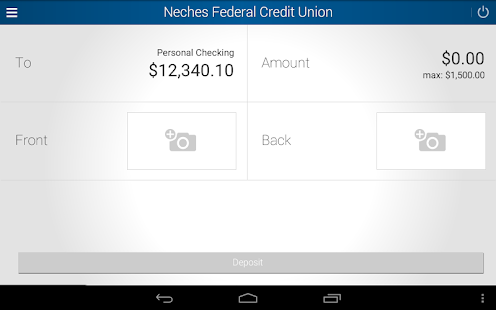 Neches FCU- screenshot thumbnail