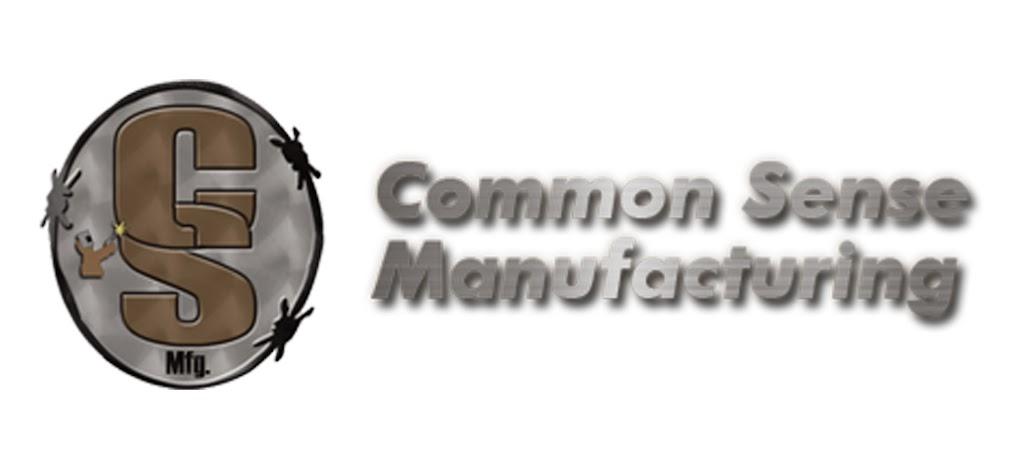 Common Sense Manufacturing logo