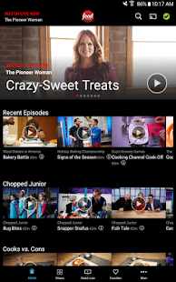 Watch Food Network- screenshot thumbnail