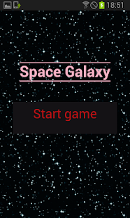 Galaxy Space Screenshot